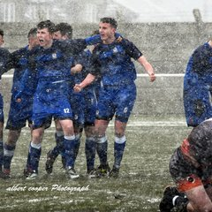 Abbey Hey 1-3 Squires Gate - Saturday 17th March 2018