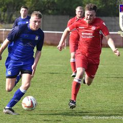Squires Gate 1-0 Hanley Town - Saturday 21st April 2018