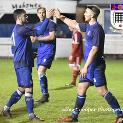 Squires Gate 4-0 AFC Darwen - Tuesday 24th April 2018