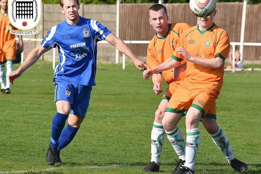 Squires Gate 0-6 Burscough - Monday 7th May 2018