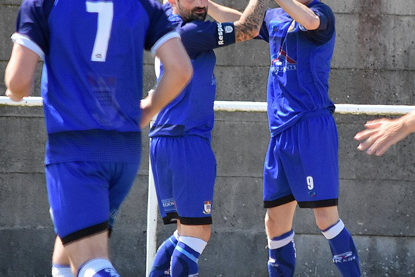 PRE-SEASON: Squires Gate 2-0 Bamber Bridge