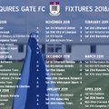 FIXTURES: Gate start the 2018/19 season away at Silsden FC