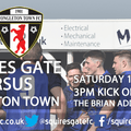 MATCH PREVIEW: Squires Gate v Congleton Town