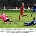 REPORT: Worsbrough Bridge Athletic 0-2 Squires Gate (FA Vase)