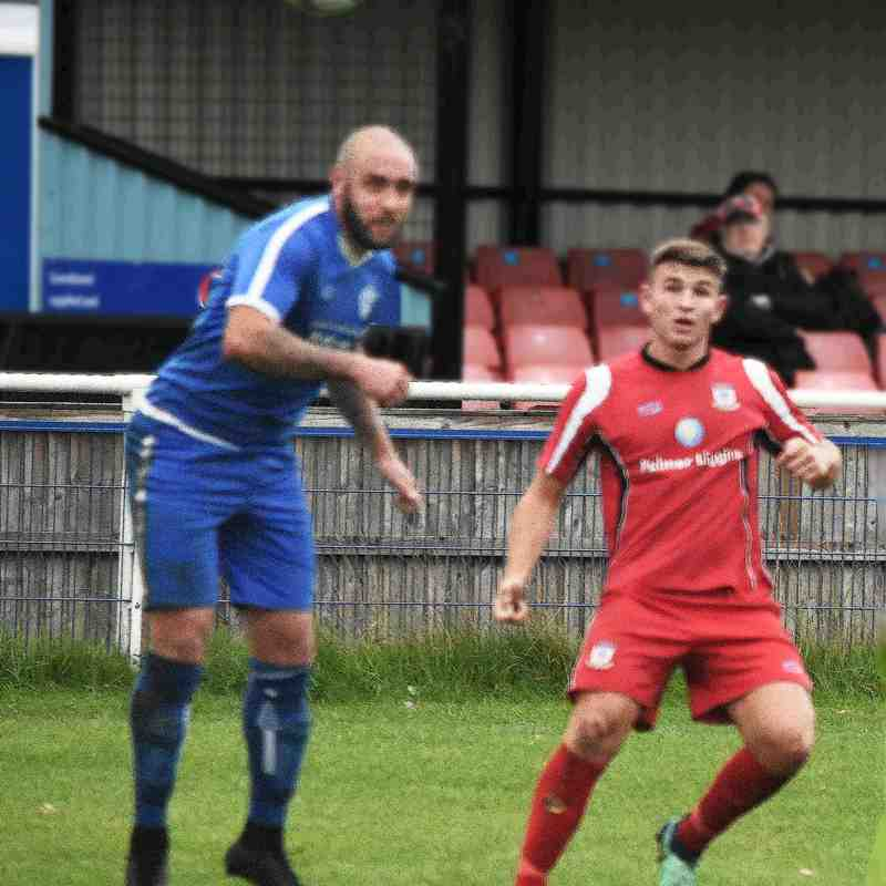 Hanley Town 2-1 Squires Gate - Saturday 22nd September 2018