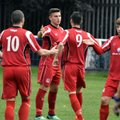 REPORT: Hanley Town 2-1 Squires Gate