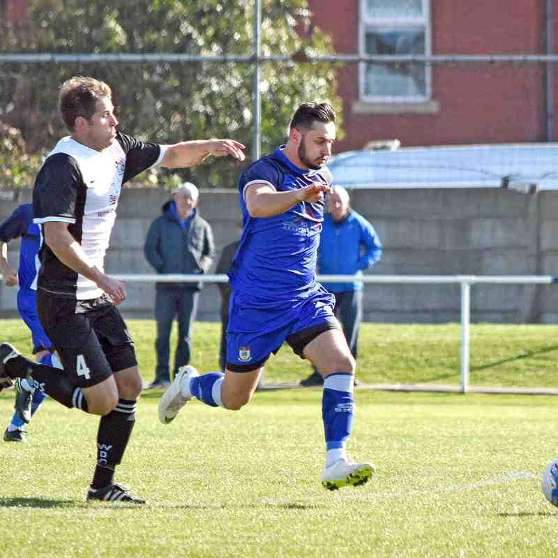 Squires Gate 0-1 West Didsbury & Chorlton - Saturday 29th September 2018