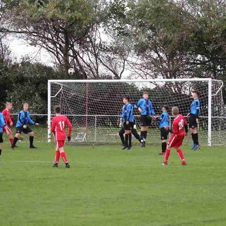 JUNIORS: A look back at this weekends fixtures from our Junior Teams.