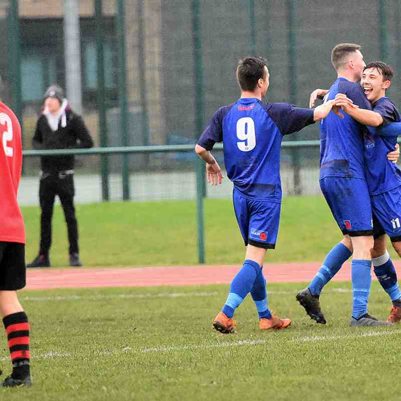 Litherland Remyca 1-2 Squires Gate - Saturday 1st December 2018