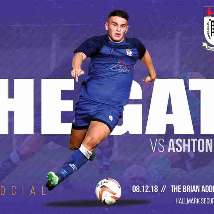 MATCH PREVIEW: Squires Gate v Ashton Athletic