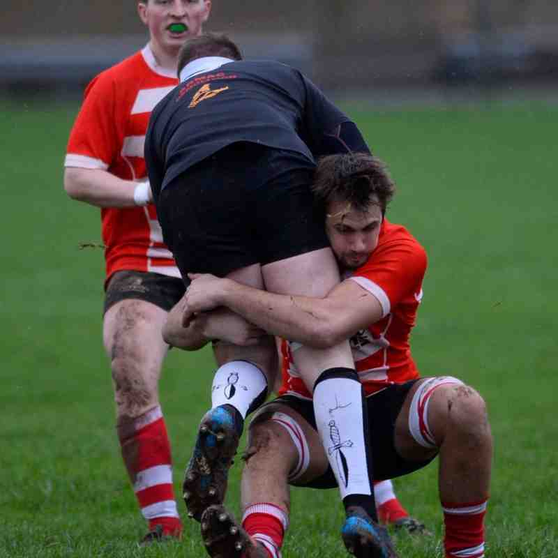 Spartans vs Earlsdon RFC