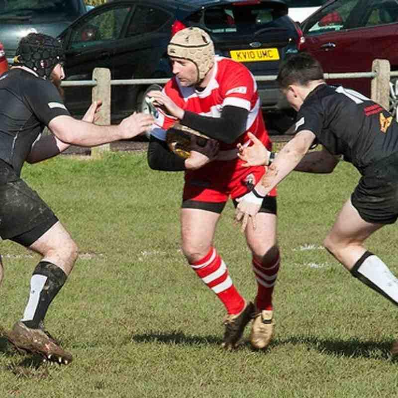 Spartans 1st vs Nuneaton Old Edwardians 1st