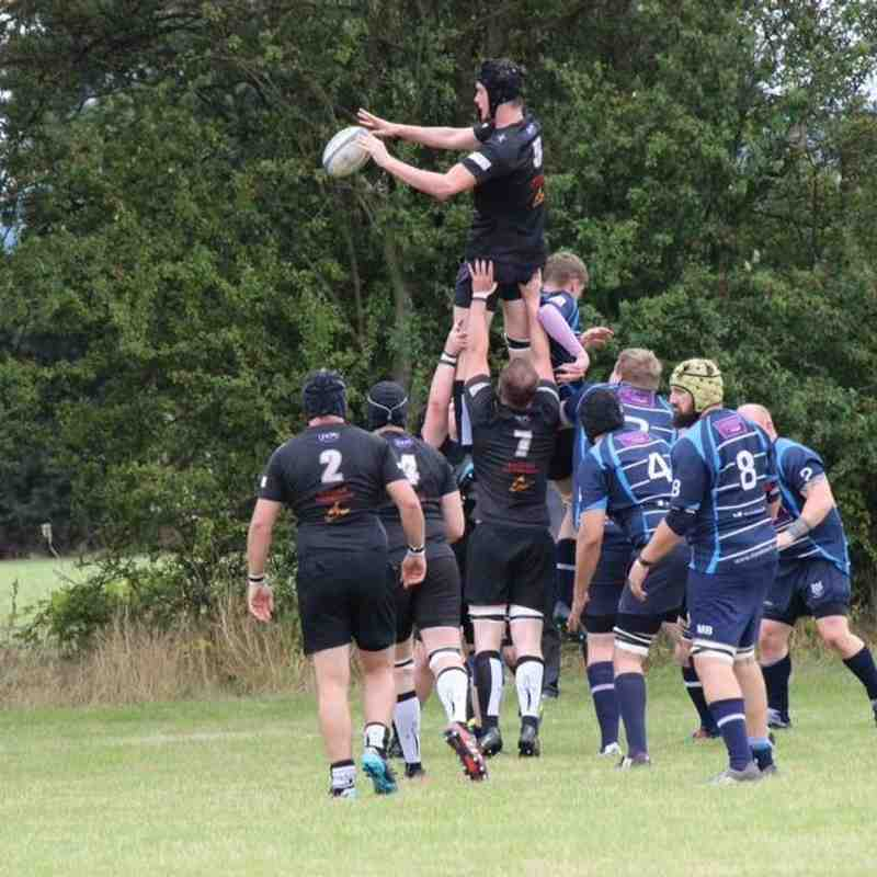 Spartans Vs Rugby St Andrews Cup week