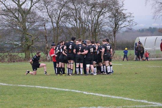 Spartans Vs Old Saltleians RFC