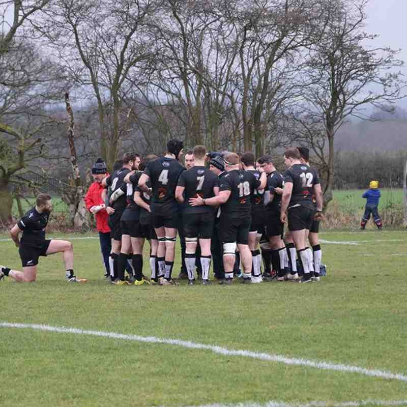 Spartans Vs Old Saltleians RFC