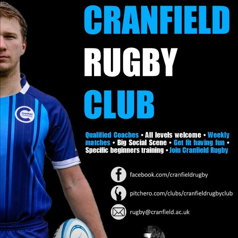 Join Cranfield Rugby