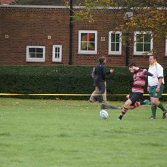 Cranfield University vs. Dunstablians 2nd XV