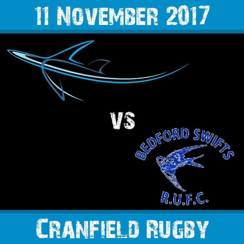 Cranfield v Bedford Swifts