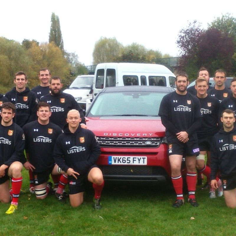 1st XV lose to Dudley Kingswinford 20 - 12
