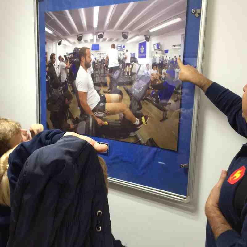 WRFC Stade Francais minis visit 2015