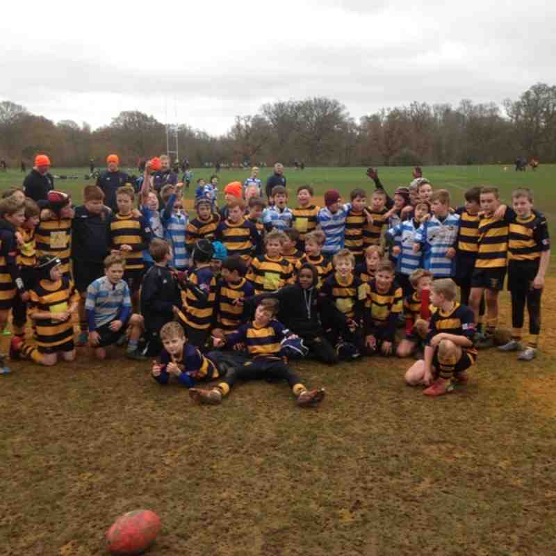 Sevenoaks U11 - Dec 13th