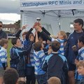 Worthing festival - selected A squad vs. Warlingham RFC - 'the Mighty Warl'