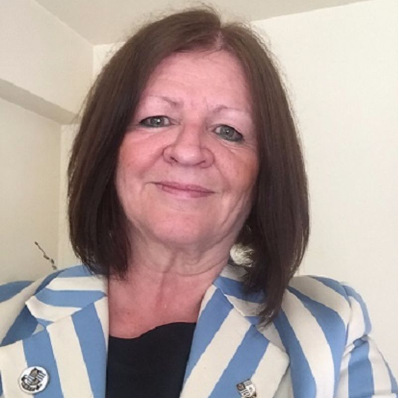 Warlingham RFC elects Surrey rugby's first woman president