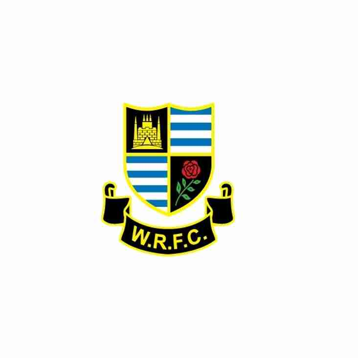 Our team is Warlingham Rugby Club - MightyWarl