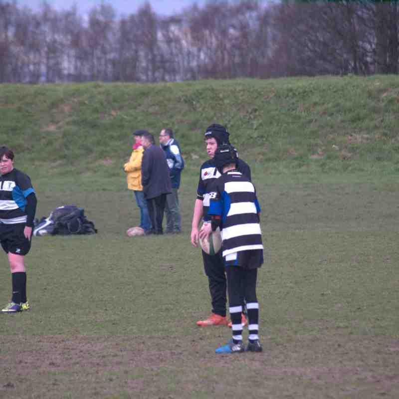 U13s TMVRCC & Broughton v Oldham [2016.02.28th] : Part 1/2