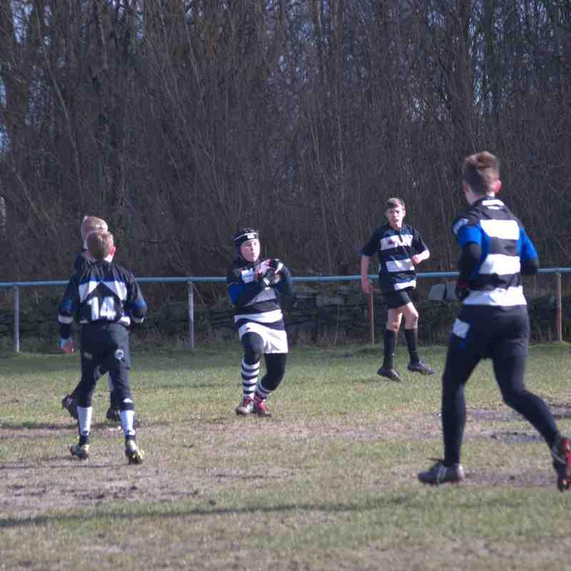 U13s TMVRCC & Broughton v Sedgley Park [2016.03.6th]