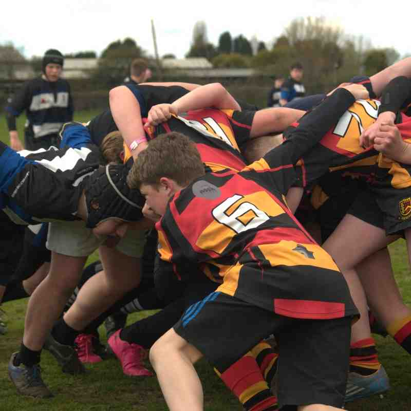 U13s TMVRCC & Broughton v Heaton Moor [2016.04.17th] : Part 1/2