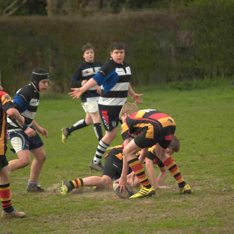 U13s TMVRCC & Broughton v Heaton Moor [2016.04.17th] : Part 2/2