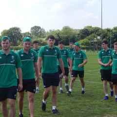 JUNIOR WORLD CUP - SEMI FINAL PREVIEW - IRELAND vs ARGENTINA