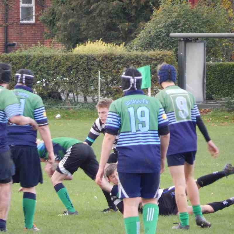 U14s TMVRCC & Broughton v Ormskirk [2016.11.06th] Part 2/2