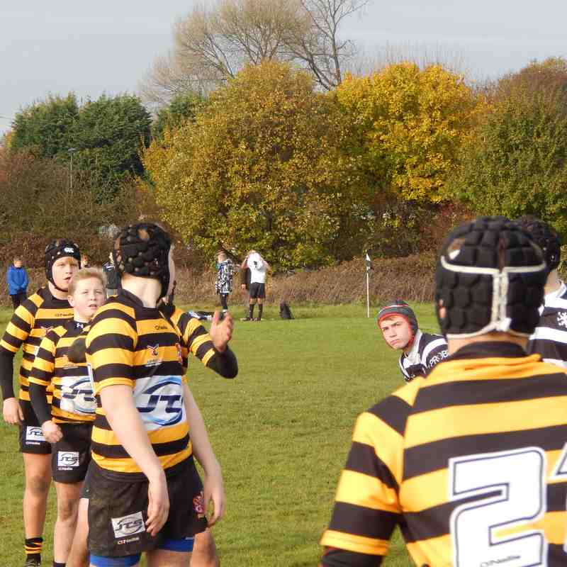 U14s TMVRCC & Broughton v Orrel [2016.11.13th]