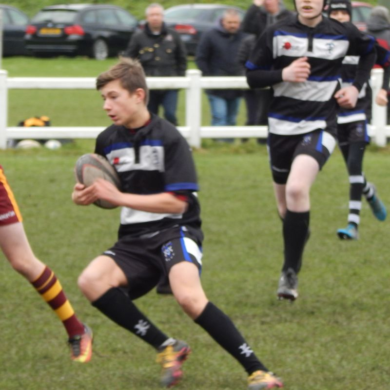 MINI / JUNIOR / YOUTH RUGBY RETURNS TO TRAFFORD MV ON JANUARY 8TH