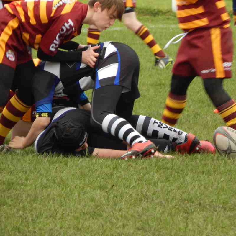U14s TMVRCC & Broughton v Sedgley Park [2016.11.27th] Part 1/2