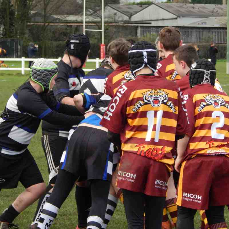 U14s TMVRCC & Broughton v Sedgley Park [2016.11.27th] Part 2/2