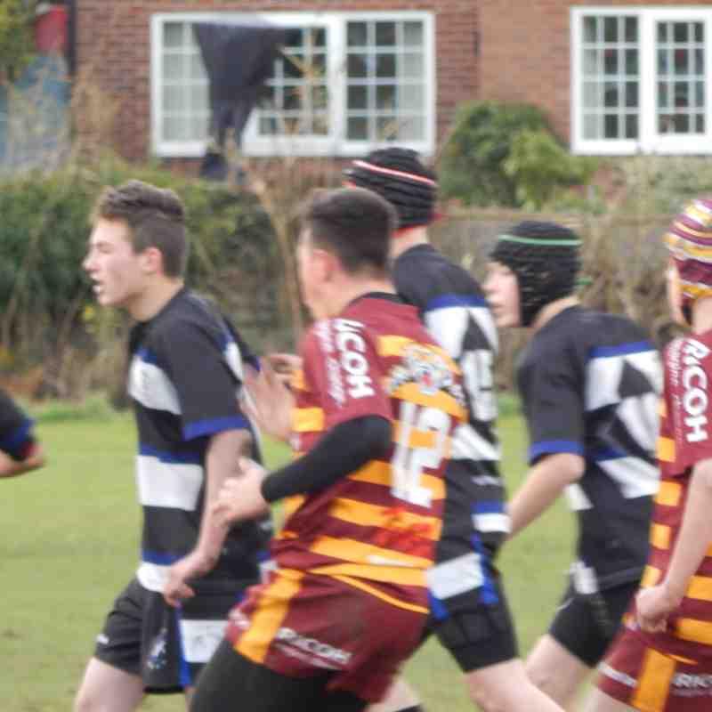 U14s TMVRCC & Broughton v Sedgley Park [2016.11.27th] Part 2/2