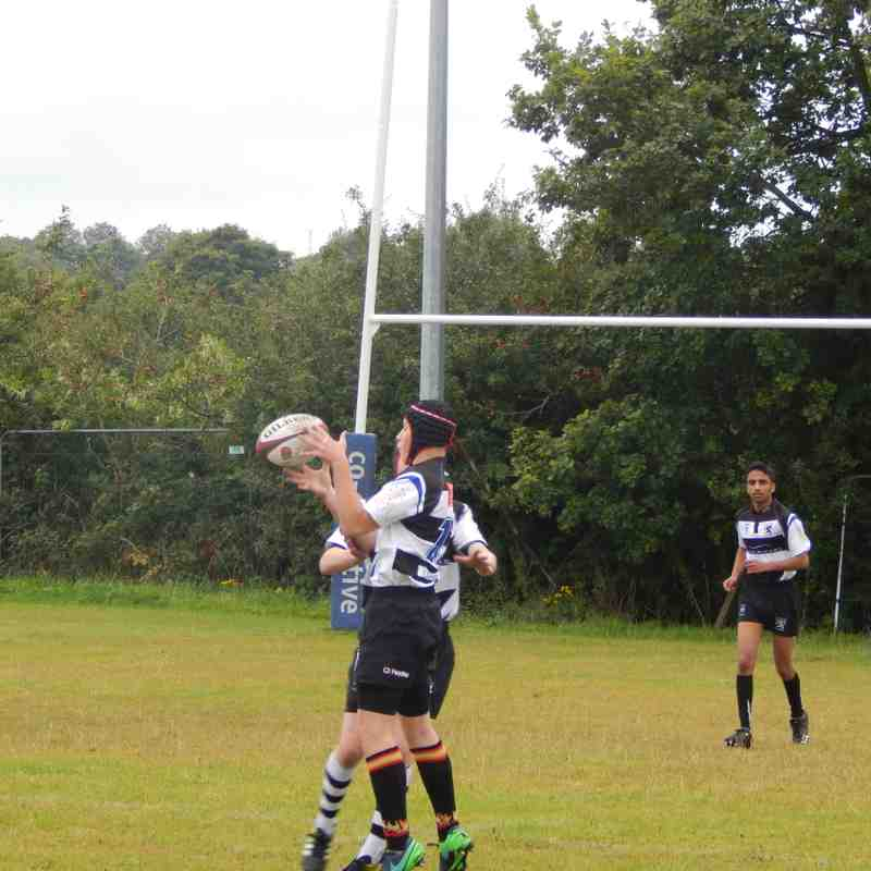Trafford (56) v (12) Sedgley Park (Friendly) [2017.09.10th]