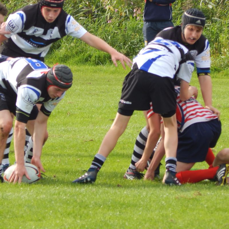 U15s Cup campaign starts with a win