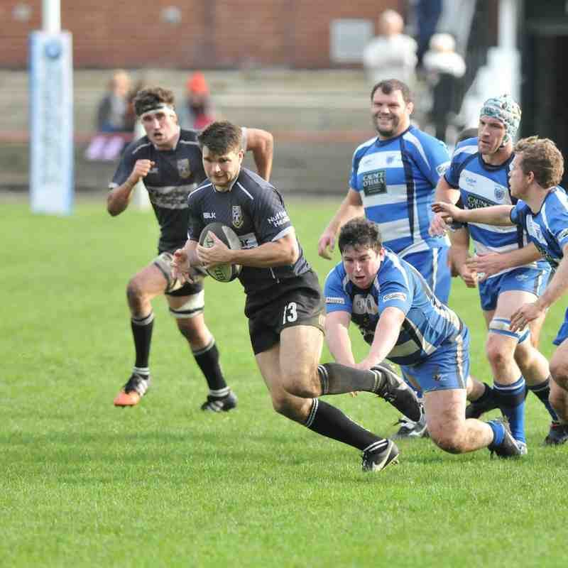 Otley v Sale - 10th October 2015