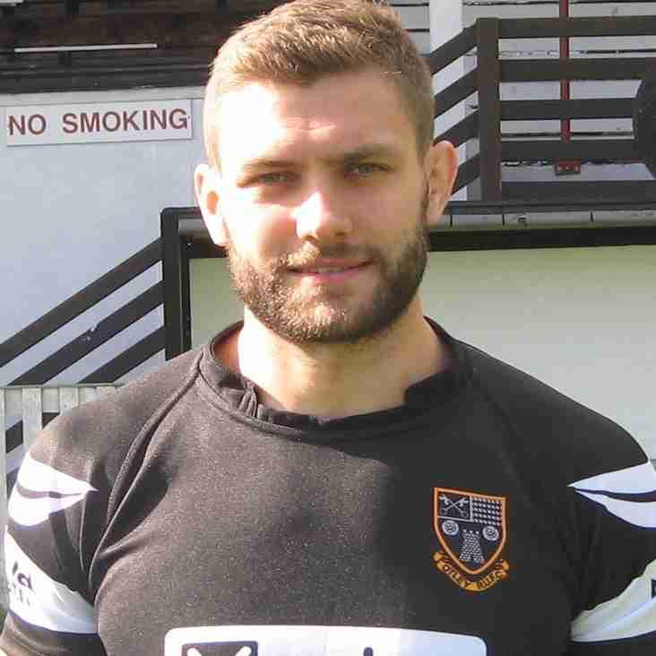 Tom Hodson leaves Otley