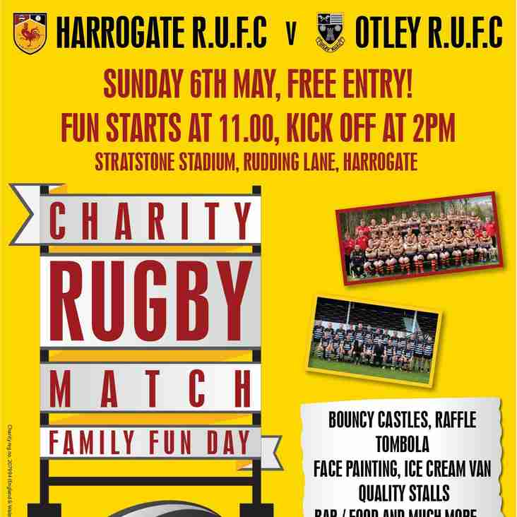 Charity Rugby Match