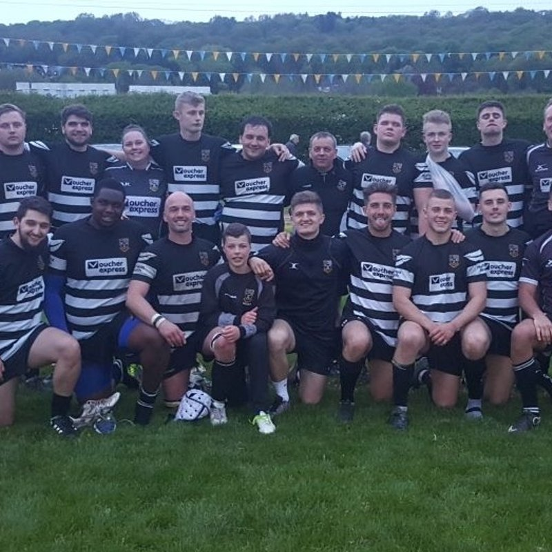 Saracens denied Aire-Wharfe Cup in the final minute