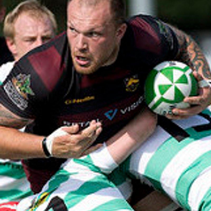 Adam Malthouse rejoins Otley