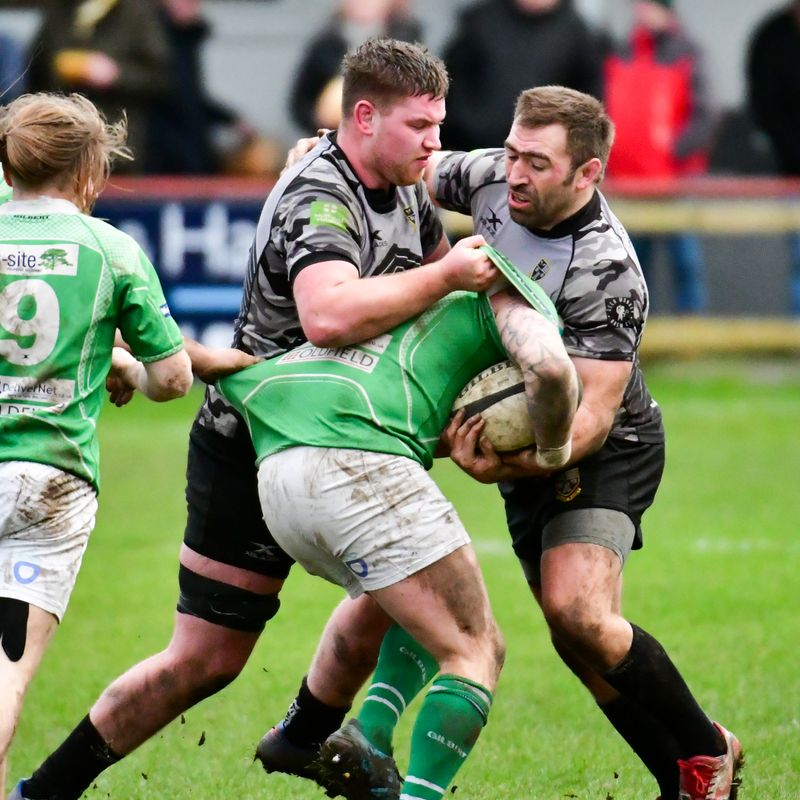 Otley wins another derby game!