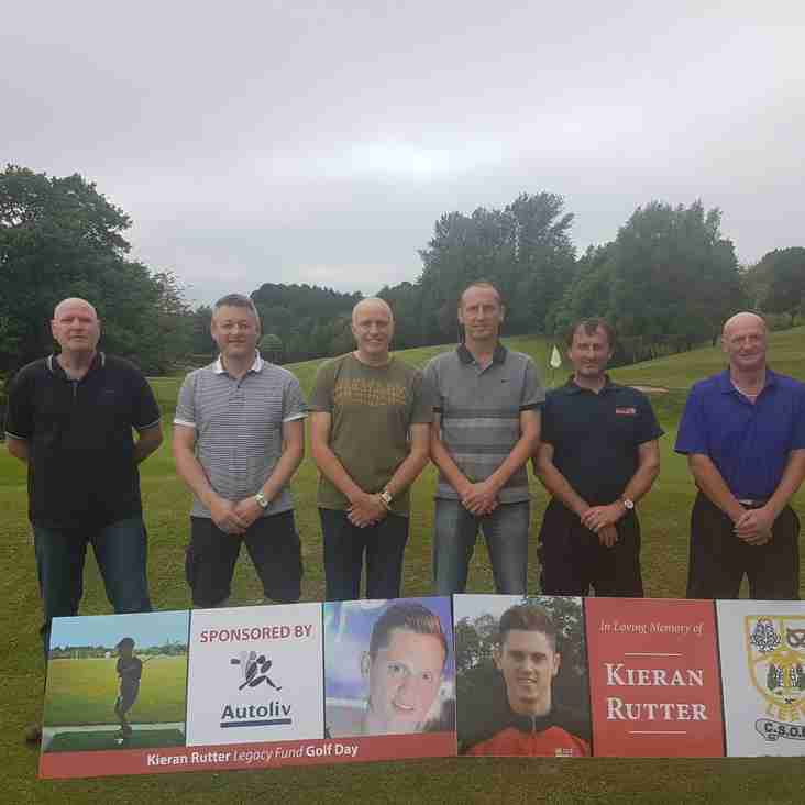 LEEK CSOB GOLF DAY- KIERAN RUTTER LEGACY FUND GOLF DAY