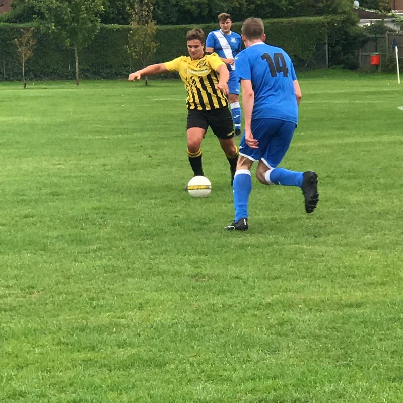 MATCH REPORT - 22/09/2018 - RESERVES 8 - 0 Wells Town FC Res