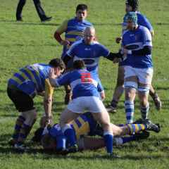 St. Albans take the honours thanks to the boot of Kentish!